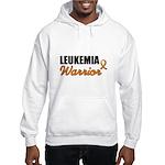 Leukemia Warrior Hooded Sweatshirt