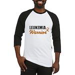 Leukemia Warrior Baseball Jersey