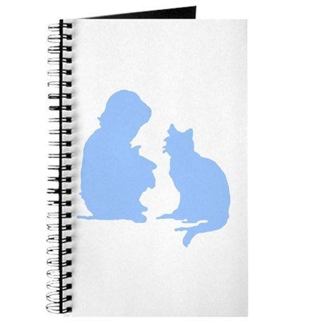 Child and Cat Journal