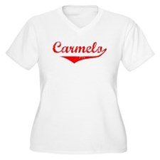 Carmelo Vintage (Red) T-Shirt