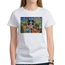 Cute No cat Tee