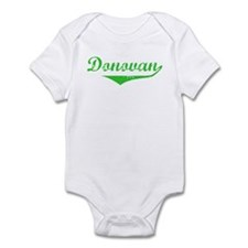 Donovan Vintage (Green) Infant Bodysuit