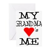 My Grandma Loves Me Greeting Cards (Pk of 10)