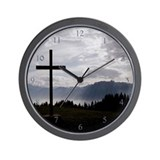Holy Cross Wall Clock