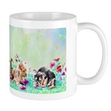 Australian Terrier &quot;Gardening&quot; Small Mug