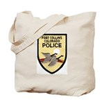 Fort Collins Police Tote Bag