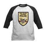Fort Collins Police Kids Baseball Jersey