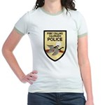 Fort Collins Police Jr. Ringer T-Shirt