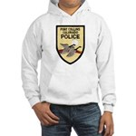 Fort Collins Police Hooded Sweatshirt