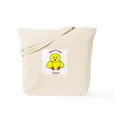 German Chick Tote Bag