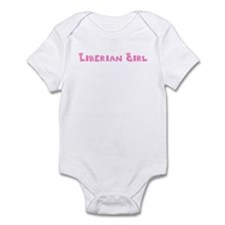 Liberian Infant Bodysuit