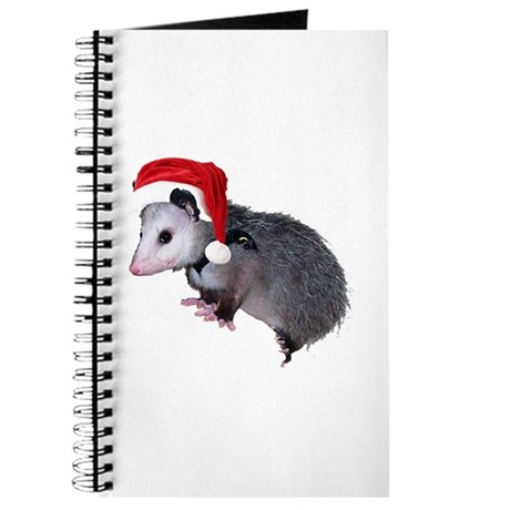 Santa Possum Journal