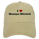 I Love Monique Mitchell Cap