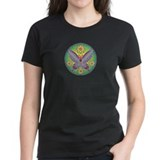 Celtic Butterfly (violet) Tee