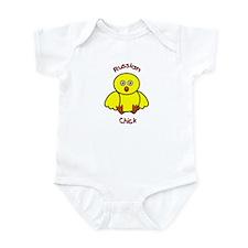 Russian Chick Infant Bodysuit