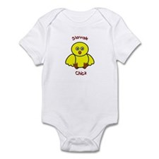Slovak Chick Infant Bodysuit