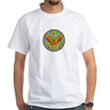 Celtic Butterfly (orange) Shirt