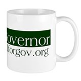 Cute Gubernatorial Small Mug