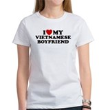 I Love My Vietnamese Boyfriend Tee