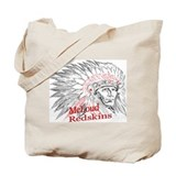 McLoud RedskinsTote Bag