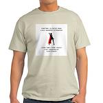 Superheroine Vet Light T-Shirt