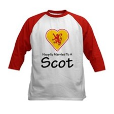Happily Married Scot Tee
