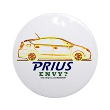 *NEW* PRIUS OWNER or PRIUS ENVY? Tag/Ornament GIFT
