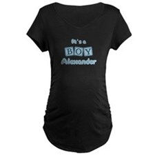 It's A Boy - Alexander T-Shirt