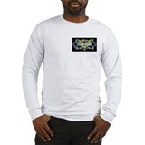 Flushing Meadows (Black) Long Sleeve T-Shirt
