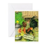 Chicks For Sale Greeting Cards (Pk of 20)