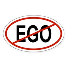 EGO Oval Decal