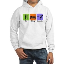 Eat Sleep Gymnastics Hoodie