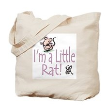 I'm a Rat Tote Bag