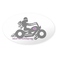 Motochique Decal