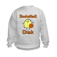 Basketball Chick Sweatshirt