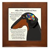 BT Weiner Brain II Framed Tile