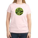 Hosta Smiley Face Women's Light T-Shirt