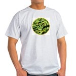 Hosta Smiley Face Light T-Shirt