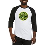 Hosta Smiley Face Baseball Jersey