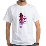 Go Ahead & Rub It Genie Devil T-Shirt