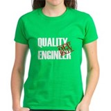 Off Duty Quality Engineer Tee