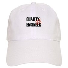 Off Duty Quality Engineer Baseball Cap