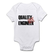 Off Duty Quality Engineer Infant Bodysuit