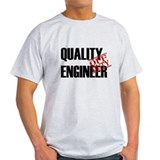 Off Duty Quality Engineer T-Shirt