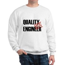 Off Duty Quality Engineer Sweatshirt