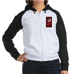 Grimmie Women's Raglan Hoodie