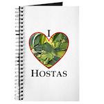 I Love Hostas Journal