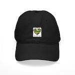 I Love Hostas Black Cap