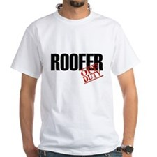 Off Duty Roofer Shirt