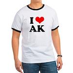 I Love AK -  Ringer T